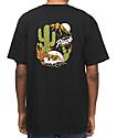 Bohnam Don't Be A Cactus Black T-Shirt