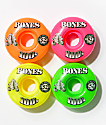 Bones 100s Mixup Party Pack 52mm ruedas de skate