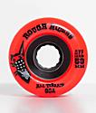 Bones ATF Roughriders 59mm ruedas rojas de skate