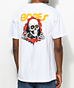 Bones Powell Peralta Ripper White T-Shirt