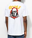Bones Powell Peralta Ripper camiseta blanca