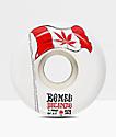 Bones STF Pro Decenzo Flowers 53mm ruedas de skate