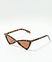 Bow Tie Tortoiseshell Sunglasses