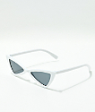 Bow Tie White Sunglasses