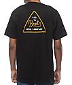 Brixton Cue Black T-Shirt