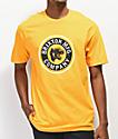 Brixton Forte Gold T-Shirt