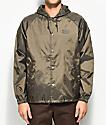 Brixton Hark Charcoal Coaches Jacket