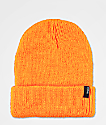 Brixton Heist Blaze Orange Beanie