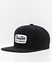 Brixton Jolt gorra strapback en negro