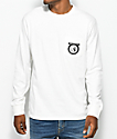 Brixton Native Off-White Long Sleeve T-Shirt