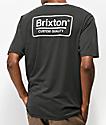 Brixton Palmer camiseta negra