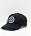 Brixton Rival III gorra negra