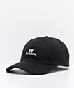 Brixton Tanka Black Strapback Hat