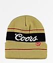 Brixton x Coors Buff Stripe Beanie