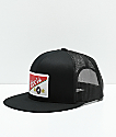 Brixton x Coors Heritage Coors gorra de malla negra