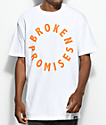 Broken Promises 360 White T-Shirt