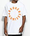 Broken Promises 360 camiseta blanca