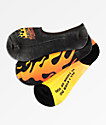 Broken Promises Blaze 3 Pack No Show Socks