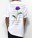Broken Promises Blossom White T-Shirt