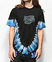 Broken Promises Cradle Tie Dye Black T-Shirt