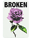 Broken Promises Thornless Sticker