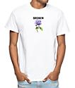 Broken Promises Thornless White T-Shirt