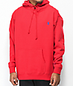 Brooklyn Projects Reaper Red Hoodie