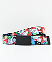 Buckle Down Looney Toons Hip Hop Collage Web Belt