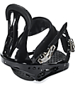 Burton Citizen Womens Black Snowboard Bindings