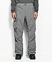 Burton Covert 10K pantalones de snowboard grises