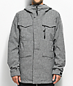 Burton Covert Bog Heather 10K Snowboard Jacket