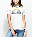 Burton Digbee Stout White T-Shirt