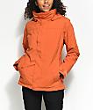 Burton Jet Set 10K chaqueta de snowboard naranja