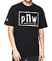 Cake Face PNW Northwest Order camiseta negra