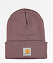 Carhartt Watch Sparrow gorro marrón