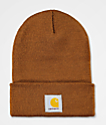 Carhartt Watch gorro en marrón