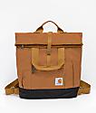 Carhartt mochila tote  híbrida en marrón