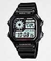 Casio AE1200 Vintage Black Digital Watch