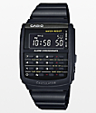 Casio reloj calculadora negro