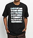 Casual Industrees Damn The Rest Black T-Shirt