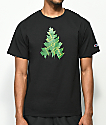 Casual Industrees Johnny Tree Court Black T-Shirt