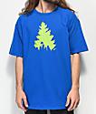 Casual Industrees Johnny Tree Football Royal Blue T-Shirt