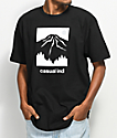 Casual Industrees Mt. Rainier Black T-Shirt