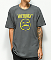 Casual Industrees NW Asphalt Grey T-Shirt