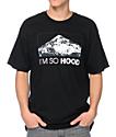 Casual Industrees OR Im So Hood camiseta negra