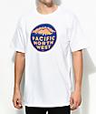 Casual Industrees PNW 2 Color camiseta blanca
