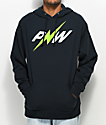 Casual Industrees PNW Lightning Bolt Navy Hoodie