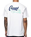 Casual Industrees PNW Mermaid White T-Shirt