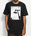 Casual Industrees PNW Sick Day camiseta negra