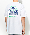 Casual Industrees PNW Squatch Valley 2 Ash T-Shirt